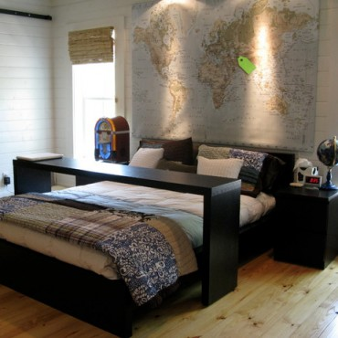 2 ejemplos decoración de dormitorios ¡ideales para viajeros!