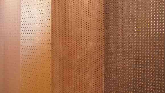Instalación de paneles acústico