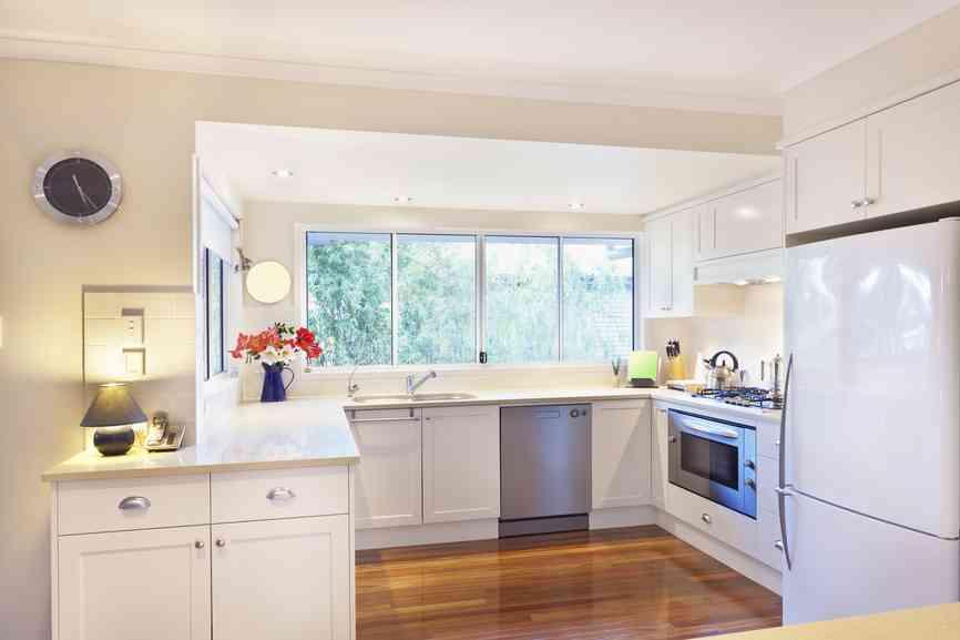 Ideas para elegir papel pintado para la cocina - Papel pintado para cocinas modernas ...