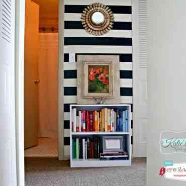 Idea para decorar un pasillo estrecho y largado
