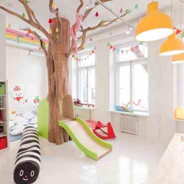 Crea una original sala de juegos infantil ¡llena de magia!