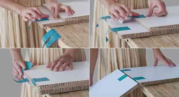 Muebles de cart n diy para configurar tu propia decoraci n - Muebles de carton ...