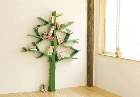 biblioteca arbol