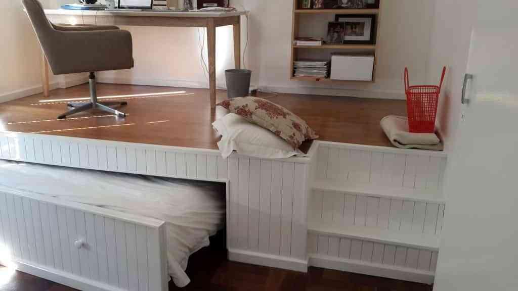 crear zona de trabajo en un dormitorio