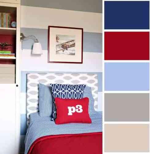 decoración dormitorio infantiil