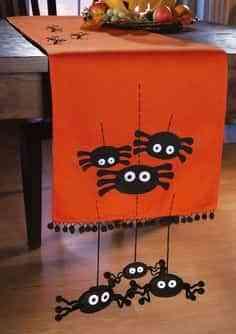 decoración infantil halloween