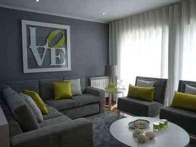 decorar con color gris