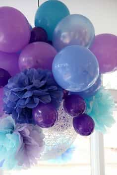 decorar baby shower
