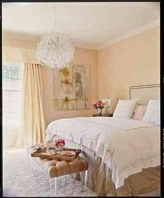 decorar habitaciones color durazno