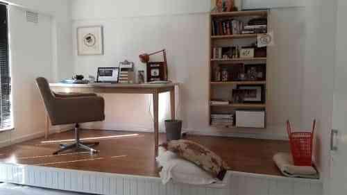 Decorar una habitación dormitorio oficina en casa