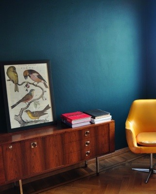 Decorar habitaciones color teal ¡de vanguardia!