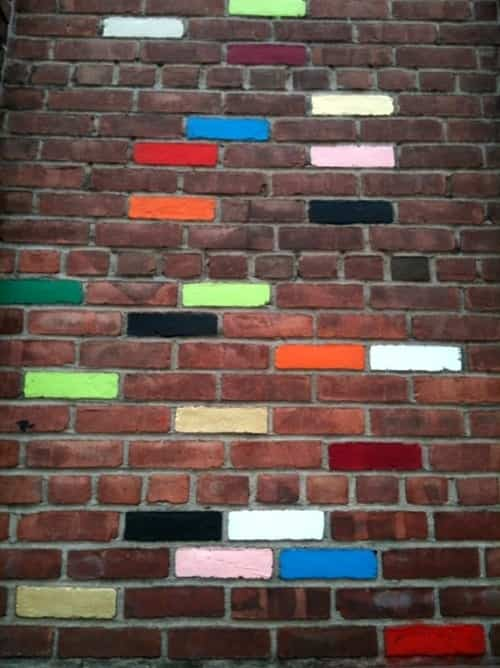 decorar con paredes de ladrillo