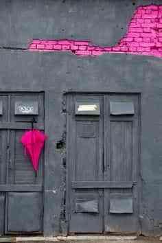 decorar paredes con ladrillo