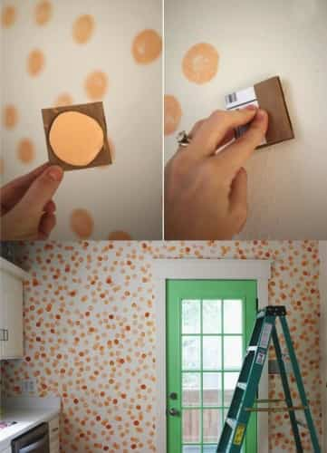 Decorar la pared de la cocina con im genes frutales for Como decorar una pared con pintura