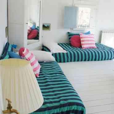 Cómo decorar un pequeño dormitorio de invitados