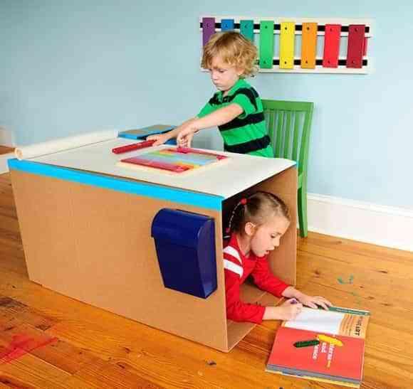 Muebles para los niños