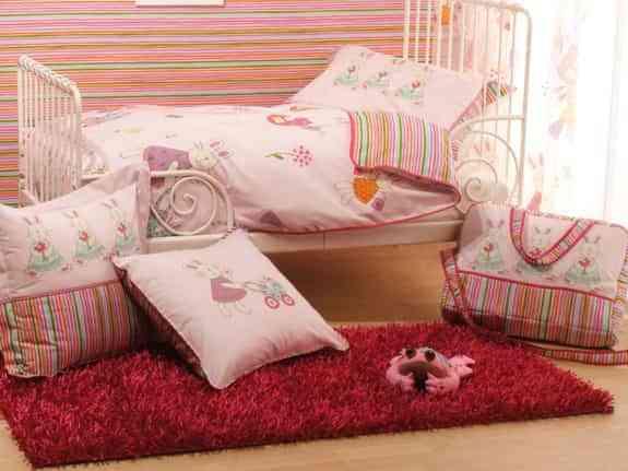 Consejos para las habitaciones de niñas