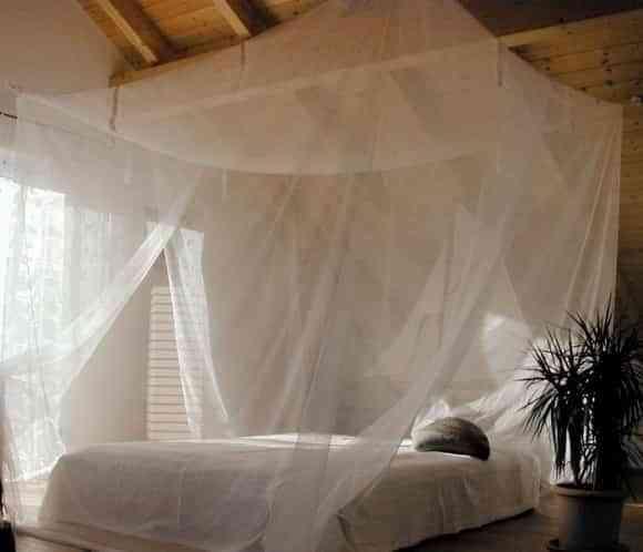 Mosquiteras de cama