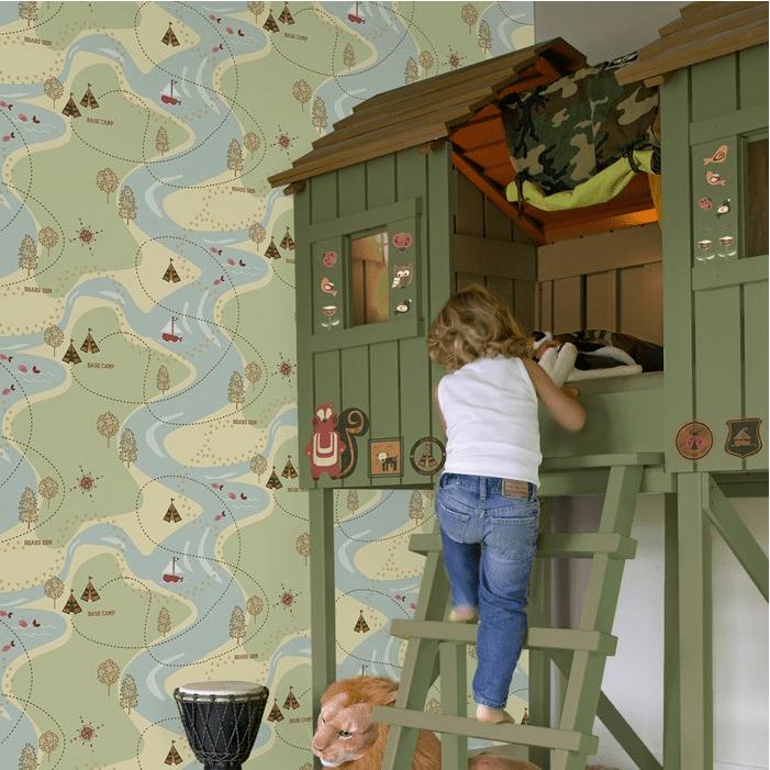 papel pintado infantil 15