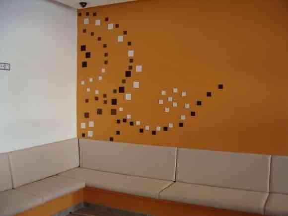 Cambia el estilo de tus paredes