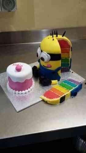 tartas infantiles para fiestas de niñas
