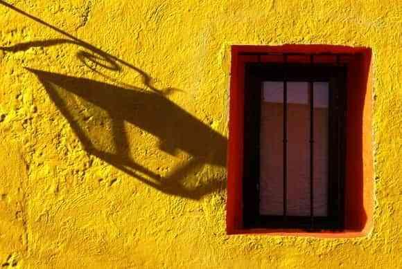 Grietas en las ventanas