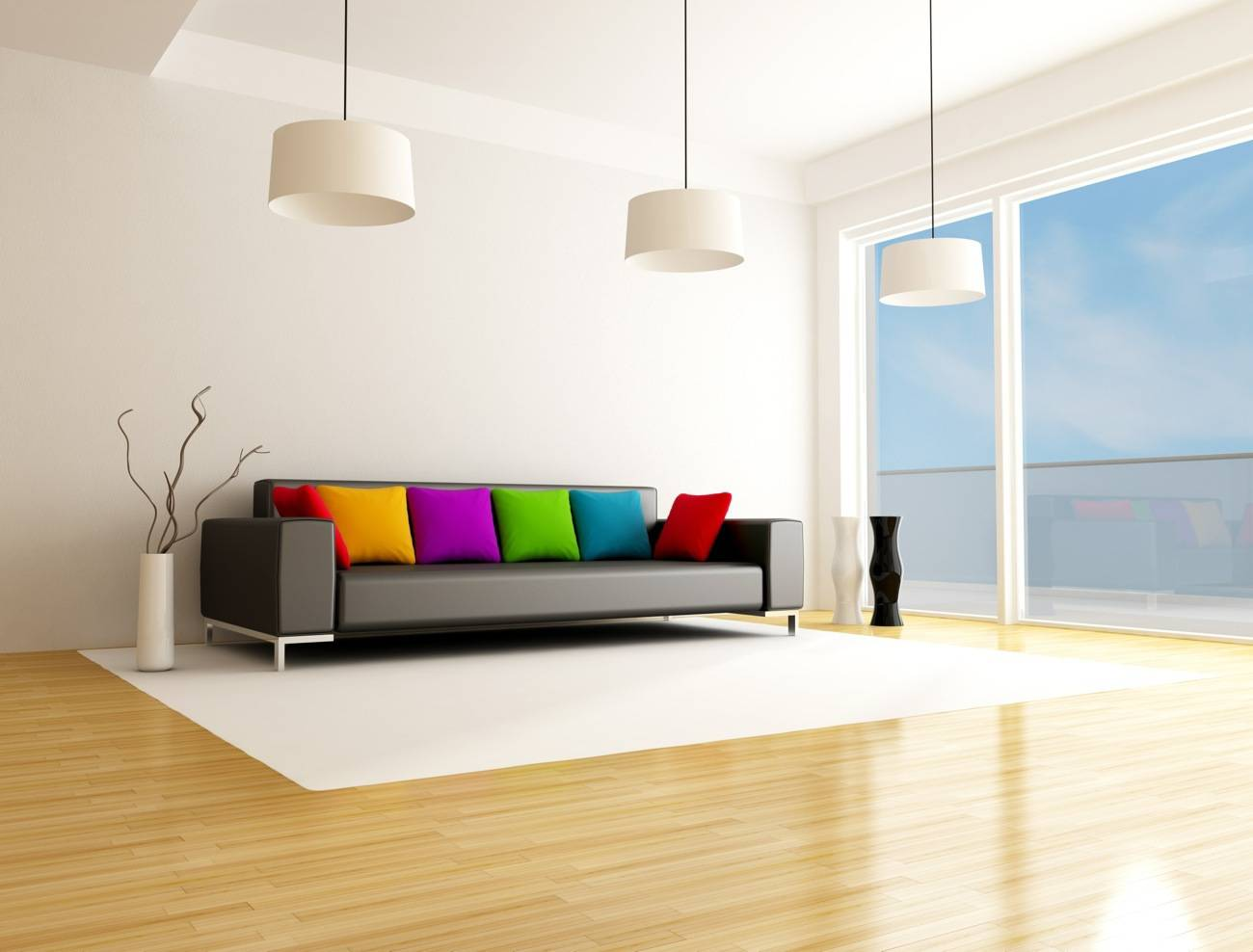5 estilos de decoraci n que cambiar n tu casa por completo for Mobiliario de oficina minimalista
