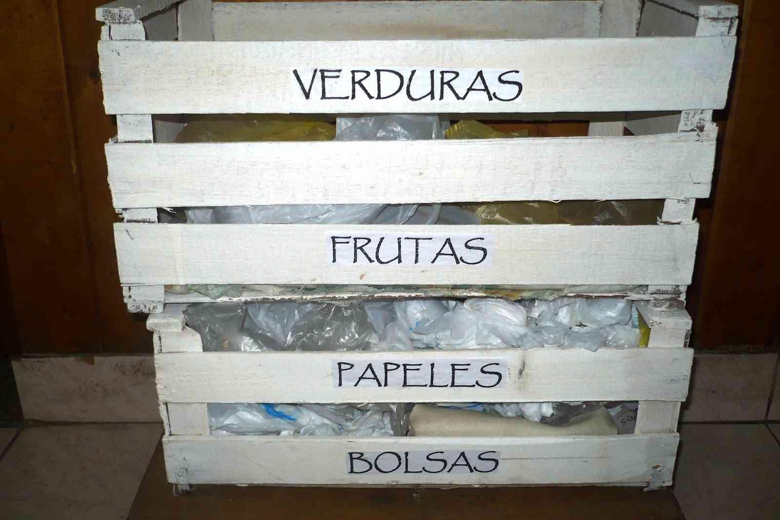 Ideas para reciclar cajas de madera - Ideas para reciclar cajas de madera ...