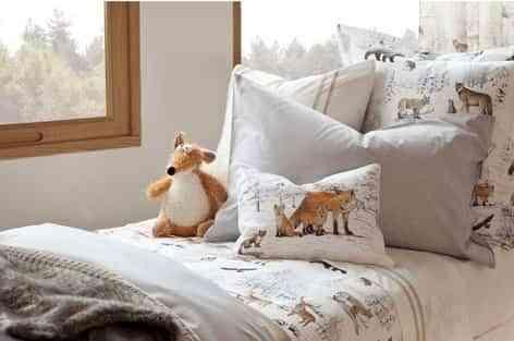 Ropa de cama infantil con dise os originales for Perchero infantil zara home