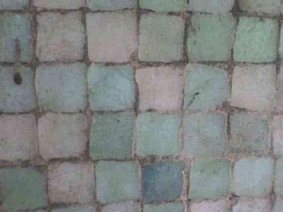 Venecitas en las paredes