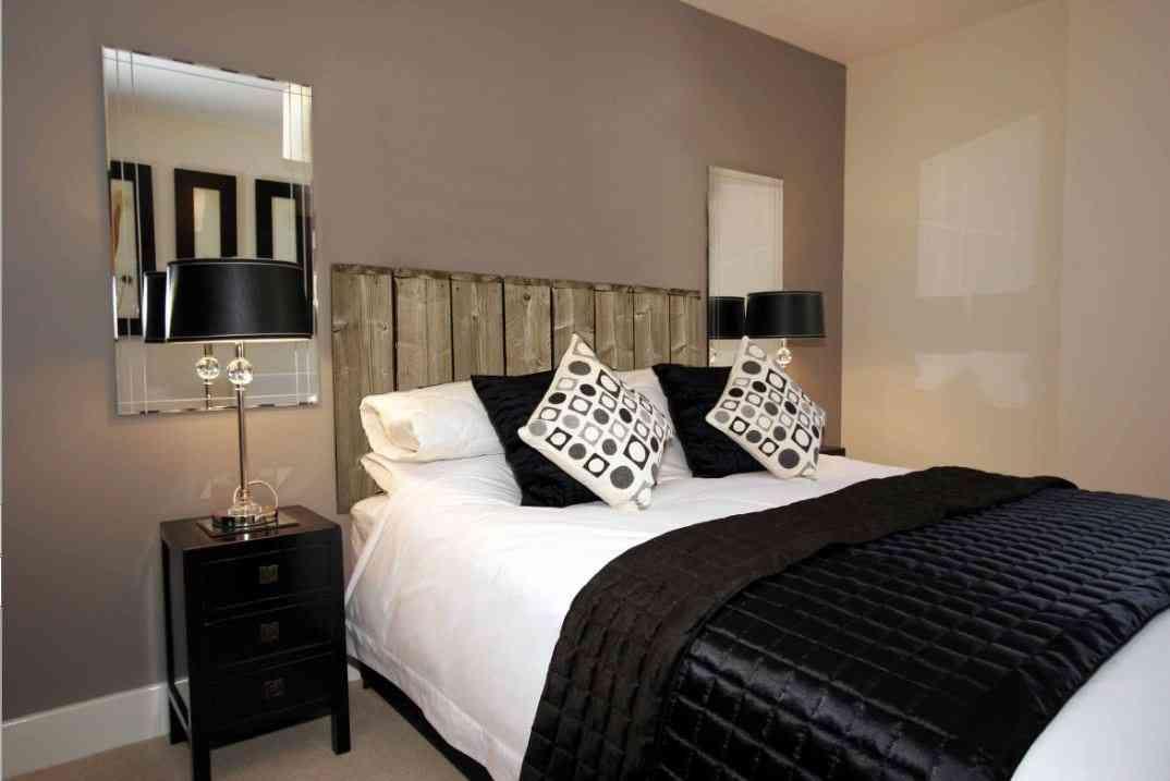 Cabeceros de cama con vinilos de pared - Diseno de cabeceros de cama ...