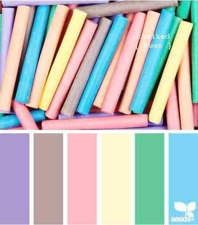 colores ideales para habitaciones infantiles