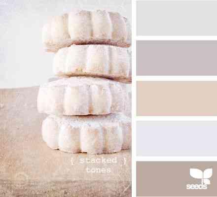 Pintar paredes con tonos pastel para renovar el hogar - Paleta de colores para paredes interiores ...
