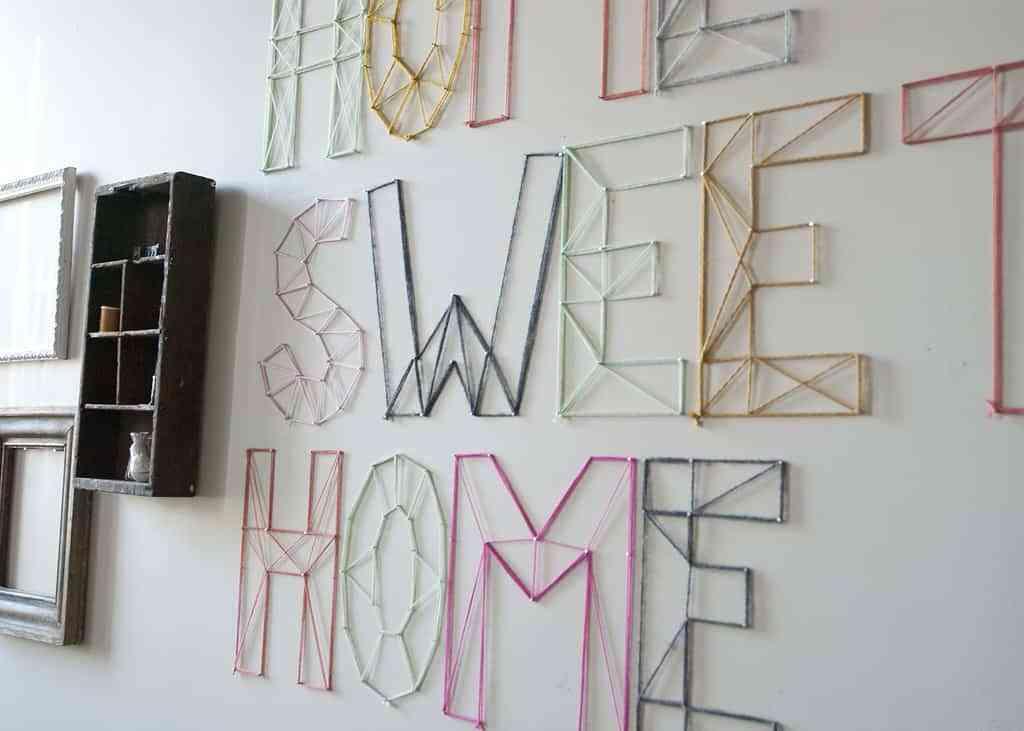 decoracion con letras1