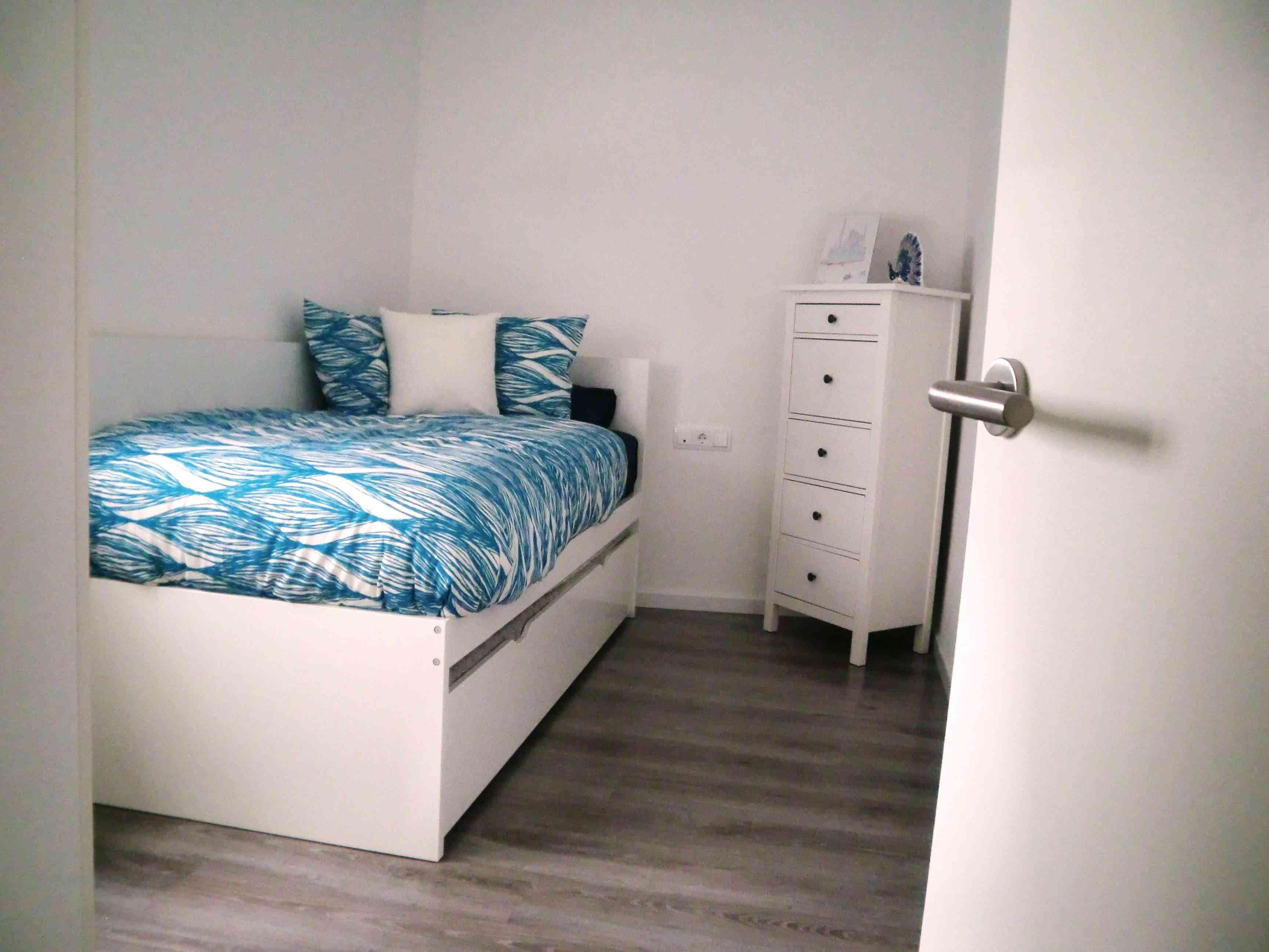C mo decorar una habitaci n de invitados peque a - Como disenar una habitacion pequena ...