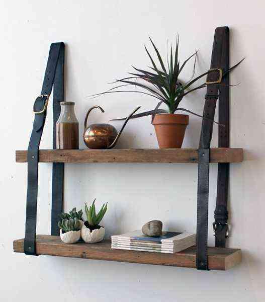 Estantes para ba os reciclados - Muebles con estantes ...