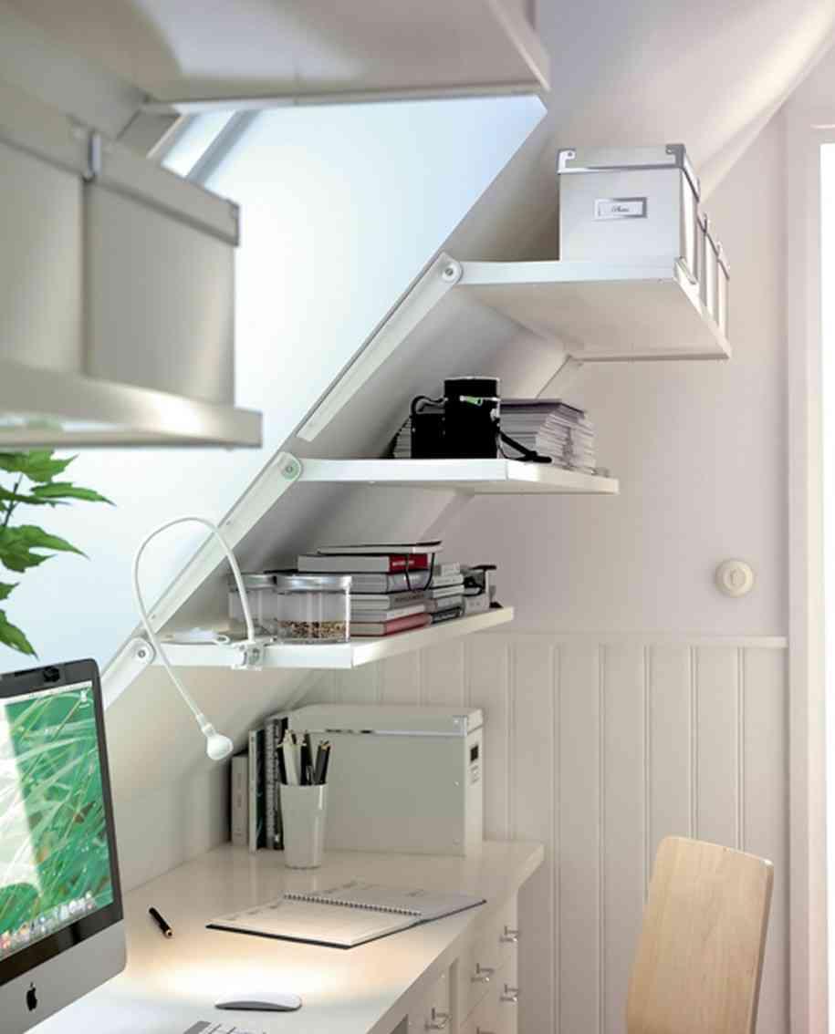 Dónde instalar una oficina en casa en una vivienda pequeña