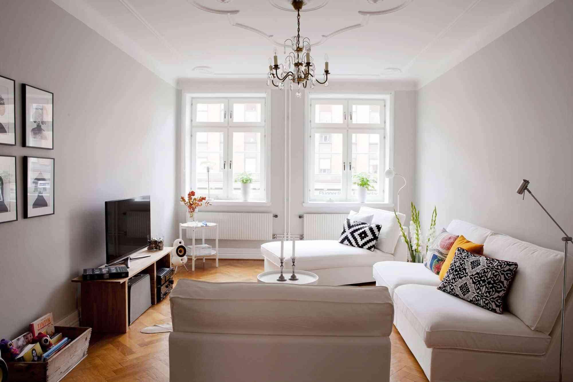 salon muebles basicos