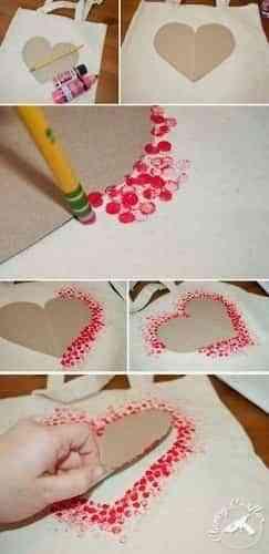 Bolso para San Valentin