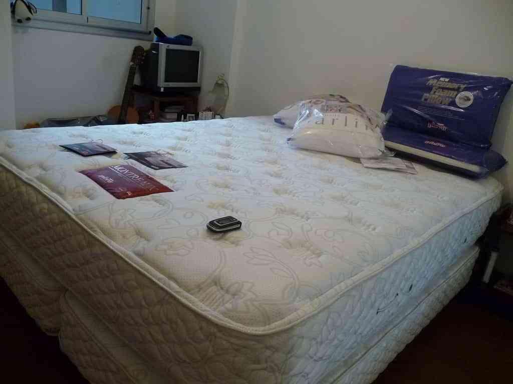Cambiar el colchón