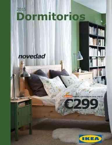 catálogo Ikea 2015 dormitorios