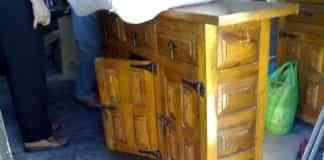Decapado de muebles