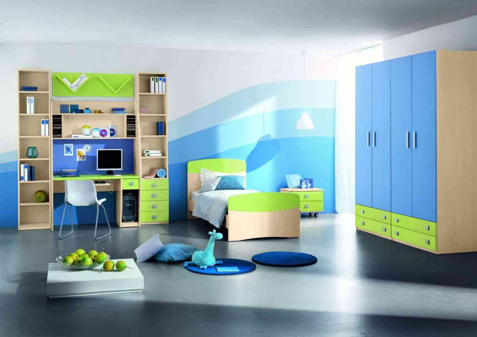 decoracion-de-dormitorios-infantiles