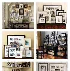 galería de fotos para pared