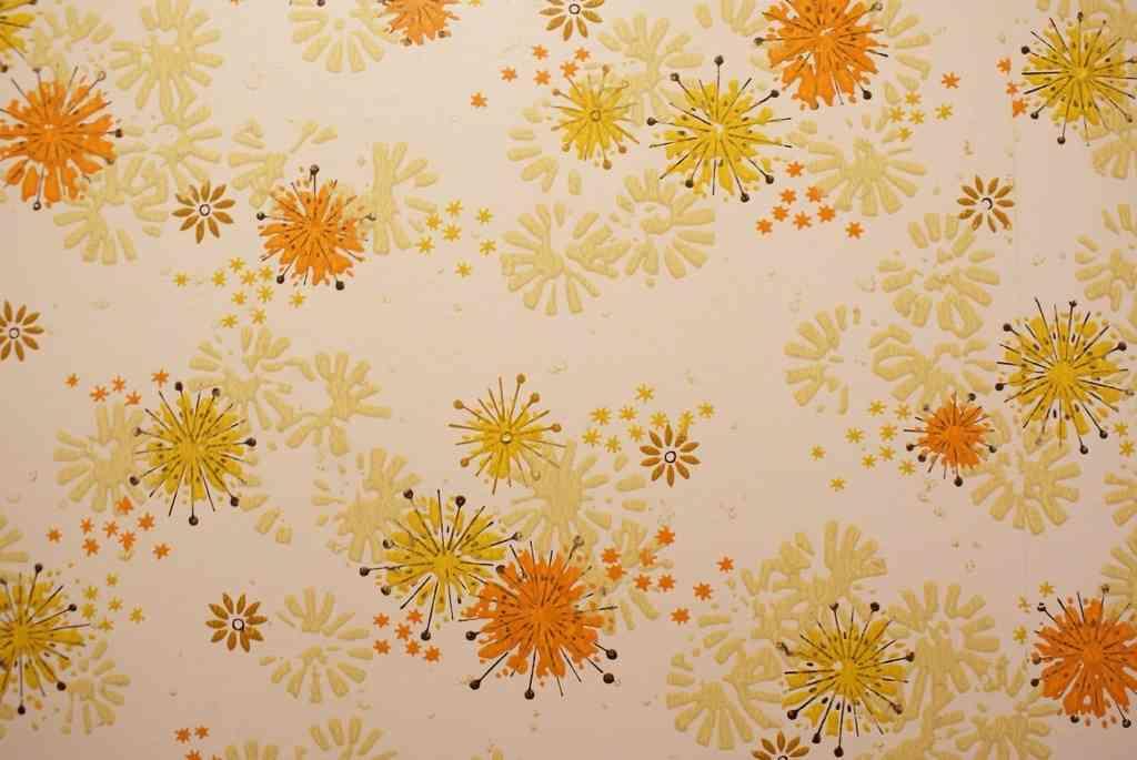 Limpiar el papel pintado de la pared - Como se pone el papel pintado ...