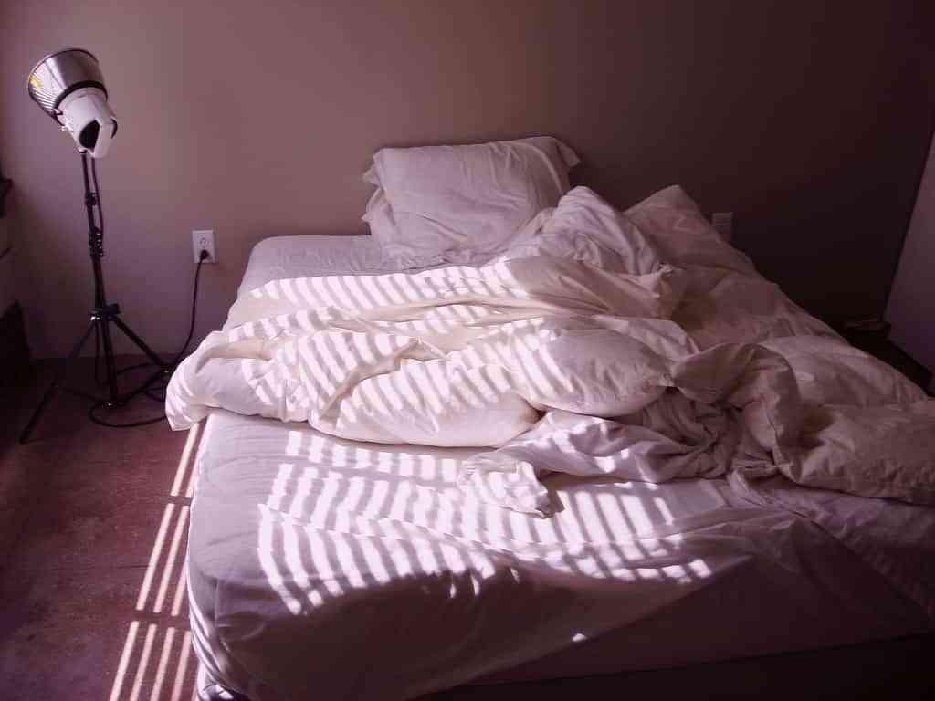 Mantenimiento del colchón