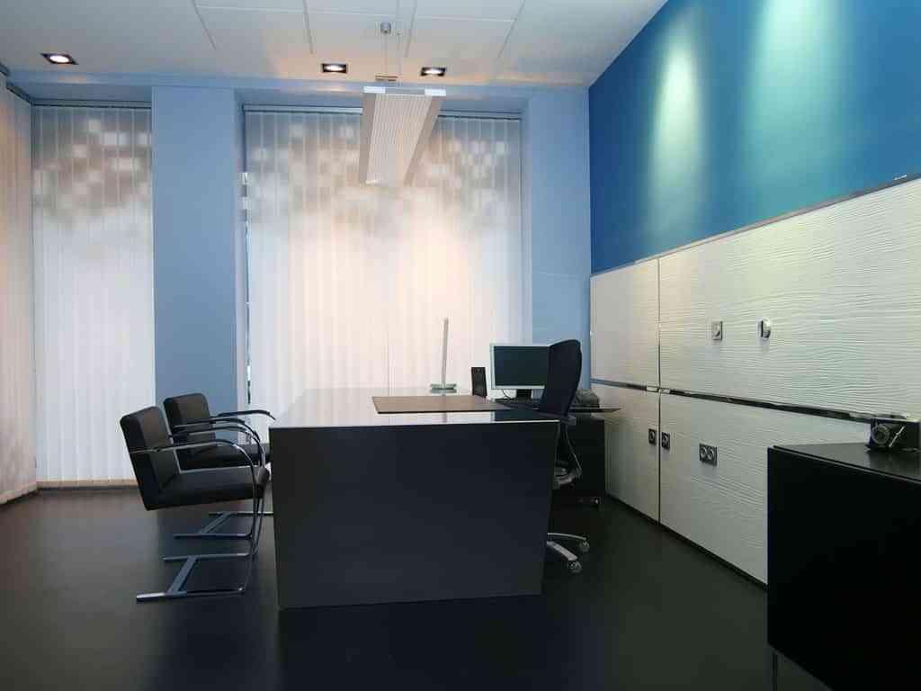 oficina azul