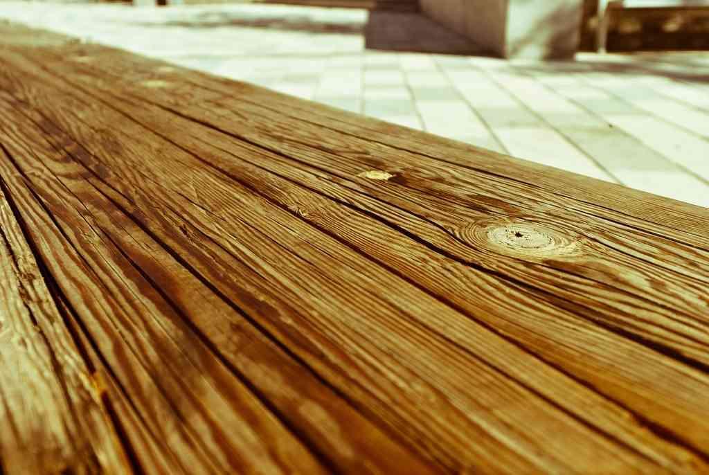 Muebles de madera ¡Trucos caseros!