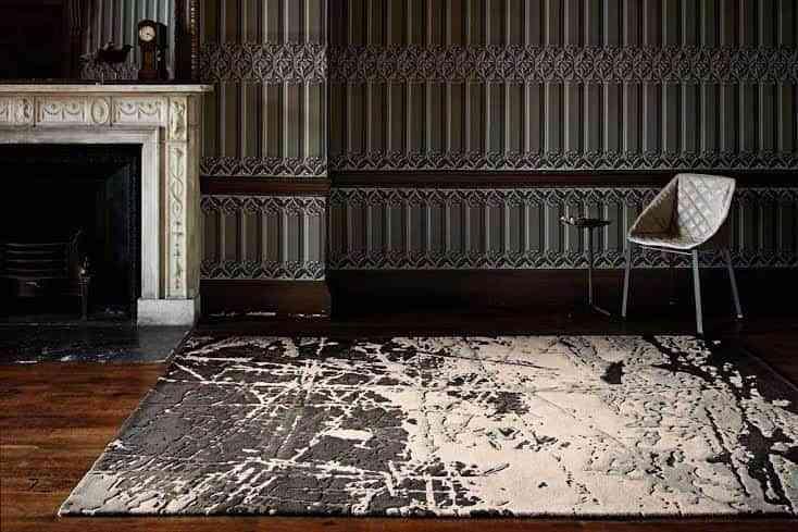 Una alfombra revolucionaria