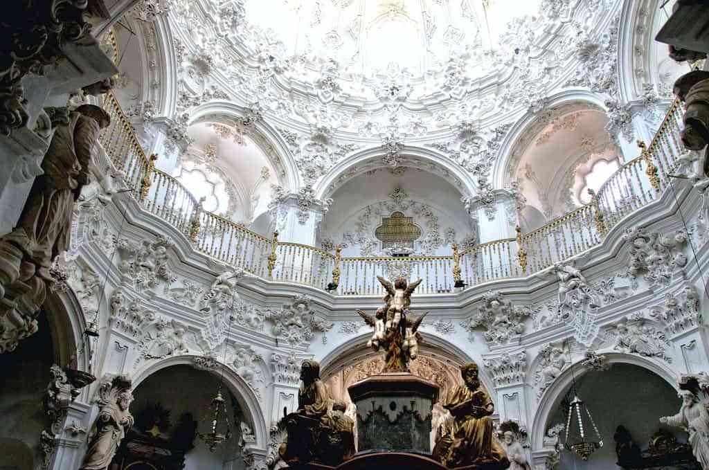 Conseguir el estilo barroco